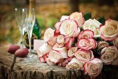 Composição romance. Imagem de Stock