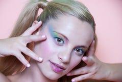 Composição rtistic do arco-íris do ` de Î Fotos de Stock