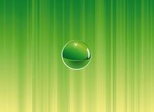 Composição verde do fundo Imagens de Stock Royalty Free
