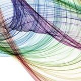 Composición abstracta stock de ilustración