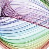Composición abstracta Imágenes de archivo libres de regalías