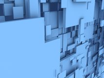 Composición abstracta Imagen de archivo libre de regalías