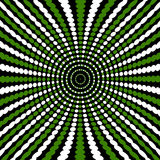 Composición abstracta. Imagen de archivo libre de regalías