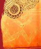 Composición africana Foto de archivo