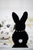 composición blanco y negro de Pascua Foto de archivo