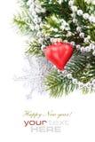 Composición brillante de la Navidad Imagen de archivo