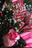 Composición de flores Imagen de archivo libre de regalías