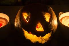 Composición de Halloween Foto de archivo libre de regalías