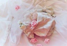 Composición de la boda Fotografía de archivo