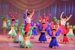 Composición de la danza Foto de archivo libre de regalías