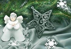 Composición de la Navidad. Foto de archivo