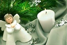 Composición de la Navidad. Fotos de archivo