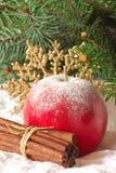Composición de la Navidad. Fotografía de archivo libre de regalías