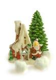 Composición de la Navidad Imagen de archivo libre de regalías