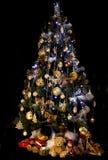 Composición de la Navidad Imágenes de archivo libres de regalías