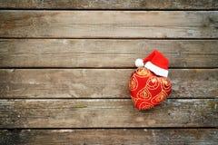 Composición de la Navidad Endecha plana, visión superior, espacio de la copia, cuadrado imágenes de archivo libres de regalías