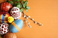 Composición de Pascua Imagen de archivo libre de regalías