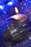 Composición de una vela y de una malla Imagen de archivo