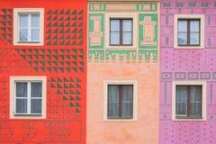 Composición de ventanas Imagen de archivo libre de regalías