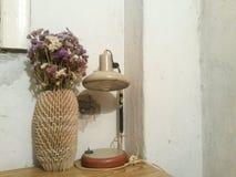 Composición de viejas cosas foto de archivo