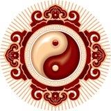Composición de Yin Yang libre illustration