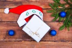 Composición del Año Nuevo Foto de archivo libre de regalías
