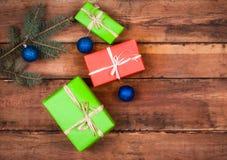 Composición del Año Nuevo Fotografía de archivo libre de regalías