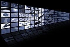 Composición del asunto y de la tecnología Fotos de archivo libres de regalías