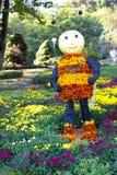 Composición del crisantemo Fotos de archivo libres de regalías