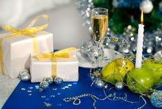 Composición del día de fiesta Fotografía de archivo libre de regalías