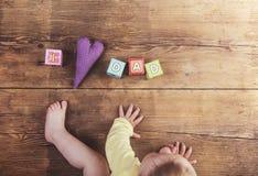 Composición del día de padres Imágenes de archivo libres de regalías