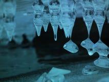 Composición del hielo Foto de archivo