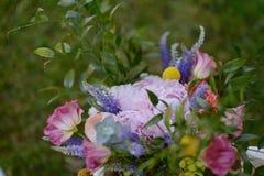 Composición floral Foto de archivo