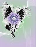 Composición floral del vector libre illustration