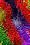 Composición gráfica. Fotografía de archivo libre de regalías