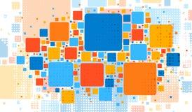 Composición moderna Imagen de archivo libre de regalías
