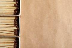 Composición puesta plana con los partidos y espacio para el texto fotografía de archivo libre de regalías
