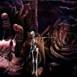 Composición de Grunge Fotos de archivo