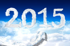 Composite image of 2015 Stock Photos