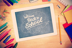 Composite image of back to school Stock Photo