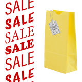 Composite image of black friday advert Royalty Free Stock Images