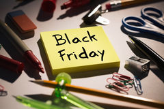 Composite image of black friday Stock Photography