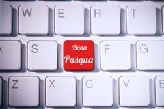 A Composite image of bona pascua Royalty Free Stock Photos