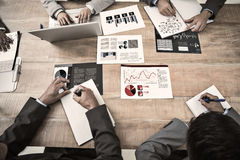 Composite image of brainstorm Royalty Free Stock Photo