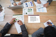 Composite image of brainstorm graphic Stock Images