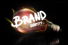 Composite image of brand identity Royalty Free Stock Photography