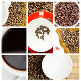 Composite image of coffee Royalty Free Stock Images