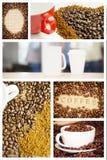 Composite image of coffee and mug Stock Image