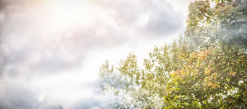 Composite image of composite image of cloud Royalty Free Stock Image