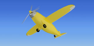 Composite image of composite image of plane icon 3d Stock Photo